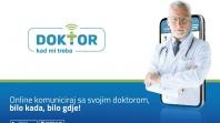 """Jedinstveno u regiji: Pokrenut zdravstveni portal """"Doktor kad mi treba"""""""