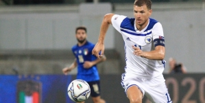 Nogometaši BiH odigrali neriješeno s Italijom u Firenci