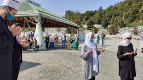Obilježena 17.godišnjica od otvaranja Memorijalnog centra Potočari