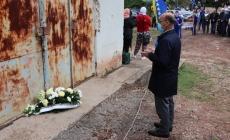 Salkić prisustvovao obilježavanju 28. godišnjice zatvaranja logora Sušica