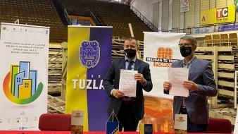 Potpisan Sporazum o finansiranju projekta, u okviru kojeg će biti realizovana obnova objekta SKPC Mejdan