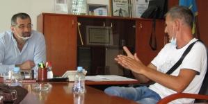 Predstavnici Koordinacije boračkih organizacija grada Tuzla u posjeti Skupštini Tuzlanskog kantona
