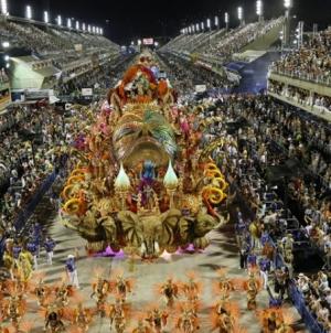 Zbog pandemije koronavirusa odgođen karneval u Riju