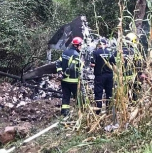 Poginula dva pilota prilikom pada aviona Vojske Srbije