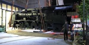 Restaurirani 'gigant' austrijske željeznice ponovo u Tehničkom muzeju u Beču