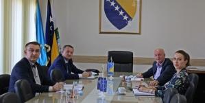 Ministar za rad, socijalnu politiku i povratak TK posjetio Kalesiju