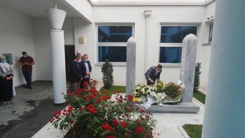 Osmanović: Tihić nam je ostavio amanet da čuvamo svaki pedalj BiH