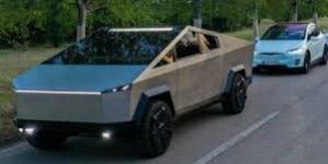 Obožavatelj kompanije Tesla iz BiH napravio vlastiti Cybertruck