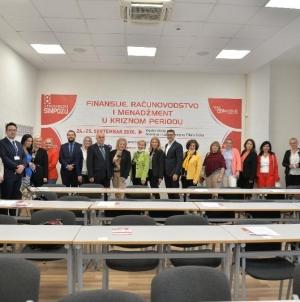 """Na FINra završen međunarodni simpozij: """"Finansije, računovodstvo i menadžment u kriznom periodu"""""""