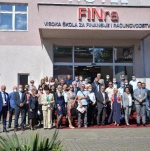 """FINra: Otvoren 8. Međunarodni simpozij """"finansije,računovodstvo i menadžment u kriznom periodu"""""""