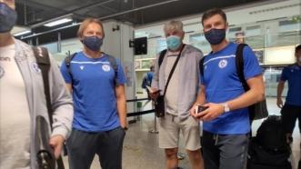 Fudbaleri Željezničara otputovali u Izrael