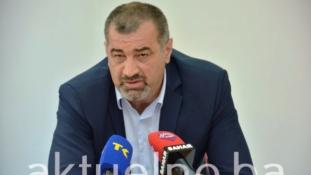 Predsjednik Skupštine TK Žarko Vujović podnio neopozivu ostavku