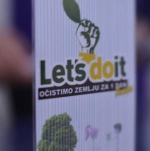 U subotu volonterska akcija 'Let's Do It – milion sadnica za jedan dan'