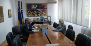Susret ambasadorice Republike Austrije sa gradonačelnikom Tuzle