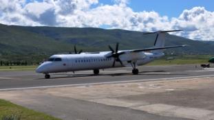 Promet aviona na aerodromima u FBiH u trećem kvartalu smanjen za 64,2 posto
