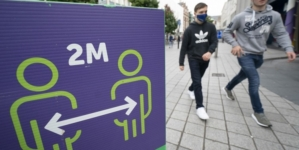 Evropa uvodi nova ograničenja kako raste broj zaraženih koronavirusom