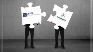Represent Communications je zvanična agencija CEFTA Sporazuma