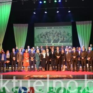 Gradski odbor SDA Tuzla predstavio Izbornu platformu i kandidate za Gradsko vijeće