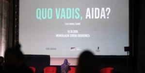 Otvoren program bh. premijere filma 'Quo vadis, Aida?' u Srebrenici
