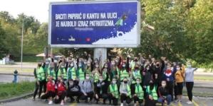 """Tuzlanska omladina ponovo ujedinjena u akciji: Okoliš u Tuzli """"lakši"""" za 37 tona ilegalno deponovanog otpada!"""