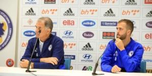 Pjanić očekuje tešku utakmicu protiv Nizozemske, Bajević najavio odlazak s klupe