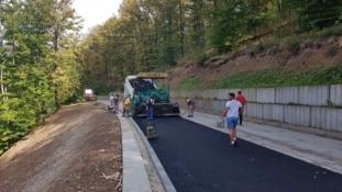Sanirano klizište na regionalnoj cesti Tuzla – Čelić