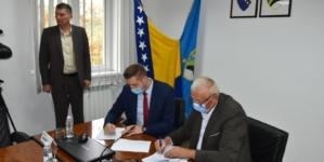 Potpisani ugovori o sufinansiranju ekoloških projekata