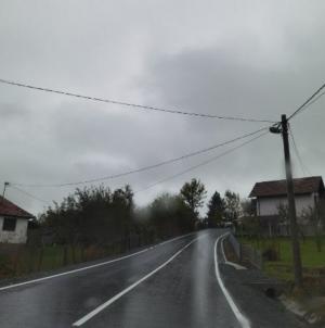 Smanjen makadamski dio cesta u općini Čelić