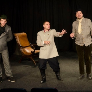 Četvrta noć 18. TKT Fest-a 2020: Premijera predstave ''Ženidba''autora Nikolaj Vasiljevič Gogolja