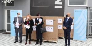 Njemačka donirala 12 respiratora bolnicama širom BiH