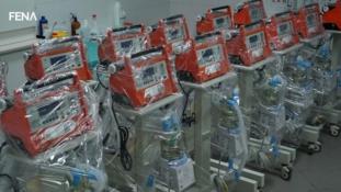 U Kliničkom centru u Tuzli instalirano 18 respiratora