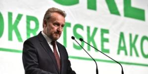 Izetbegović uputio podršku Žarku Vujoviću