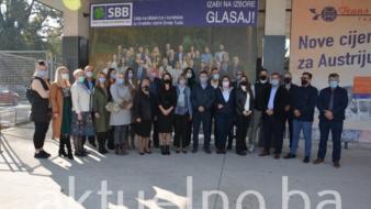 SBB Tuzla predstavio svoju izbornu platformu