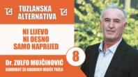 Prim.dr Zulfo Mujčinović, čovjek koji je vrijedan vašeg glasa na izborima