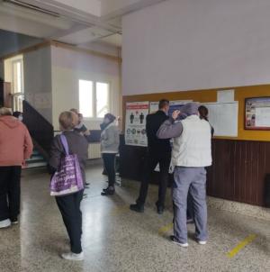 U izbornoj jedinici Tuzla izašlo 35346 birača odnosno 31,88% birača.