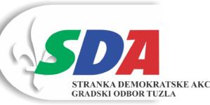 GO SDA Tuzla: Najoštrije osuđujemo uvrjedljive grafite na automobilu Žarka Vujovića