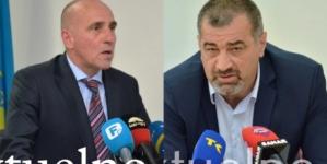 Saopćenje za javnost premijera TK i predsjednika Skupštine TK
