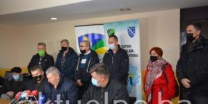 Koordinacija boračkih saveza TK: Način na koji je uhapšen ratni komandant Šemsudin Muminović vrijeđa i ponižava sve borce Armije RBiH