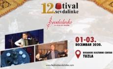 """Počinje Festival sevdalinke """"Sevdalinko u srcu te nosim"""""""