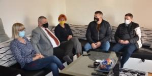 Koordinacija boraca TK u posjeti porodicama jučer uhapšenih pripadnika Armije BiH