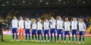 Nogometna reprezentacija BiH godinu završava na 55. mjestu FIFA rang liste