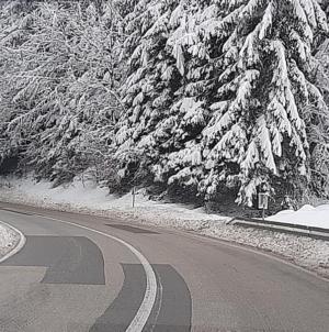 U BiH jutros oblačno, u većem dijelu Bosne pada snijeg