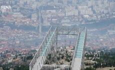 Staklena šetnica na Fortici nova turistička atrakcija Mostara