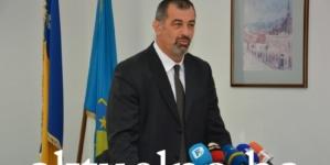 Božićna čestitka predsjednika Skupštine TK Žarka Vujovića
