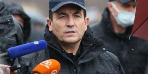 Cikotić: Vojni šatori privremeno rješenje za migrante u Lipi, 'Bira' nije opcija