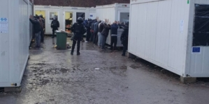Pretres u kampu 'Blažuj', 17 migranata bit će protjerano iz BiH
