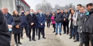 Delegacija Vlade TK u posjeti Lukavcu
