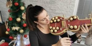 Kreativan hobi Sanele Sarajlić iz Srebrenika, izrađuje jestive bukete