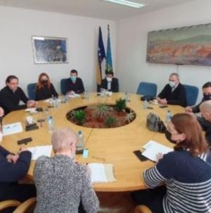 Prvi radni sastanak :'Izgradnja standarda kvaliteta u obrazovanju odraslih'