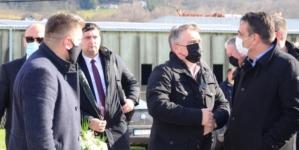 Lideri bh. stranaka na sastanku s čelnicima inicijative Moja adresa Srebrenica
